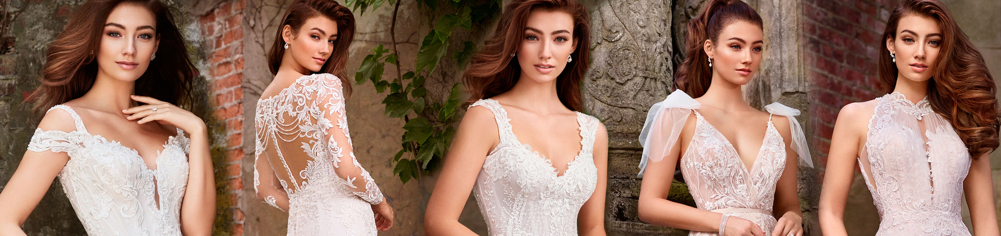 MON CHERI Bridal gowns from Cheshire Brides Frodsham